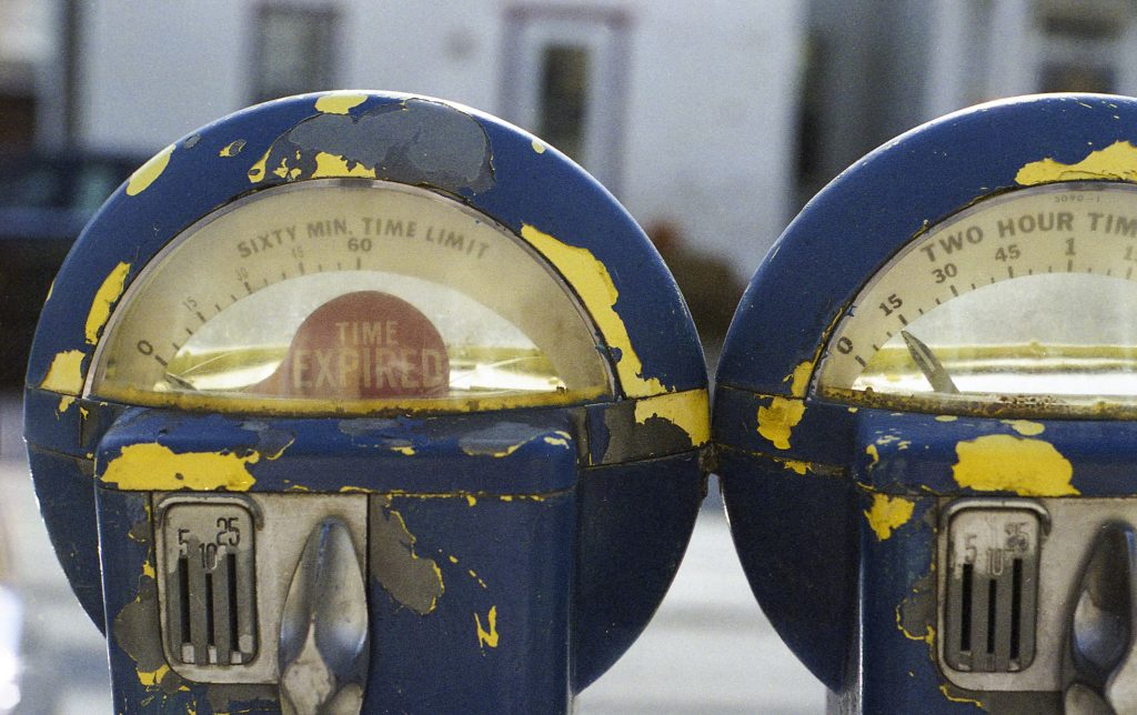 parking meter 1024x644 - How the new £1 coin will affect your business