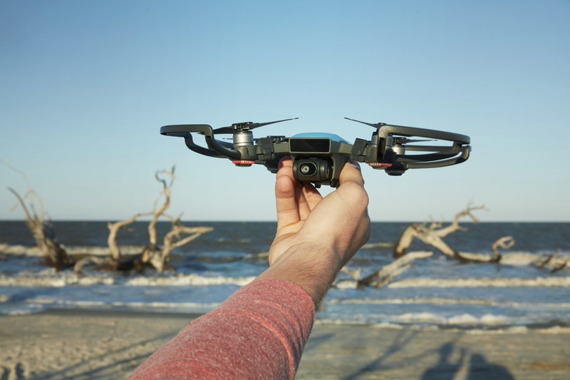 Drone2 - The New Drone Which Gives You Superpowers (sort of)