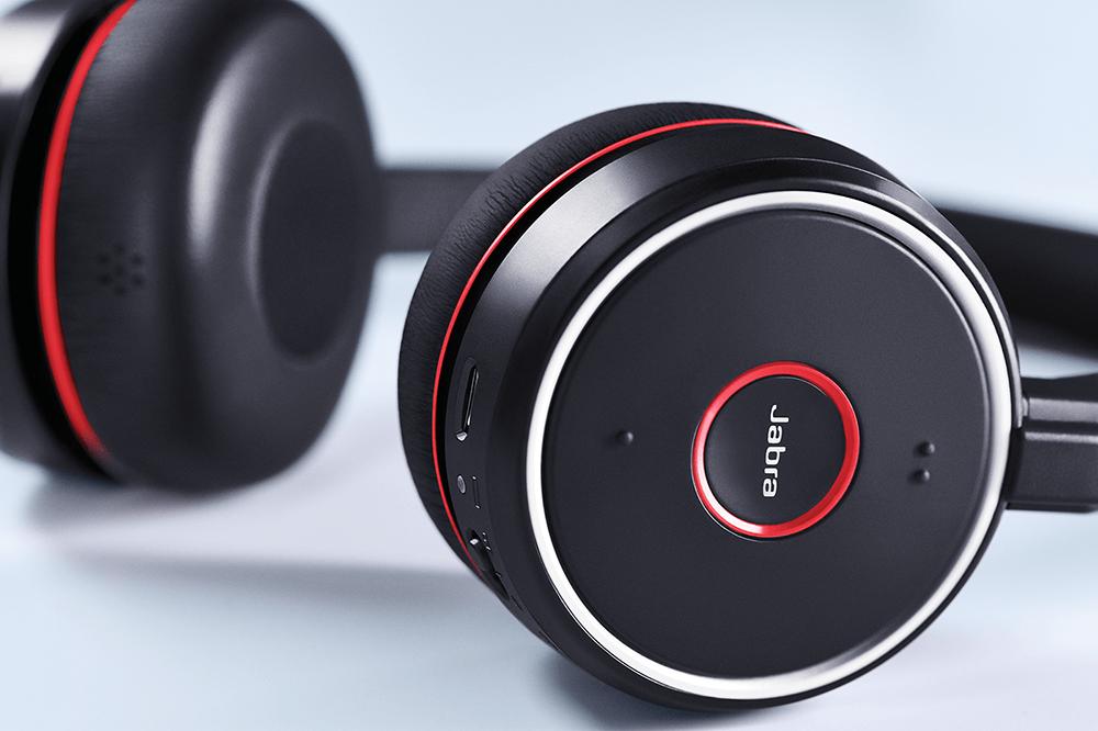 Lync headset: Jabra Evolve 65 MS, Stereo review ...