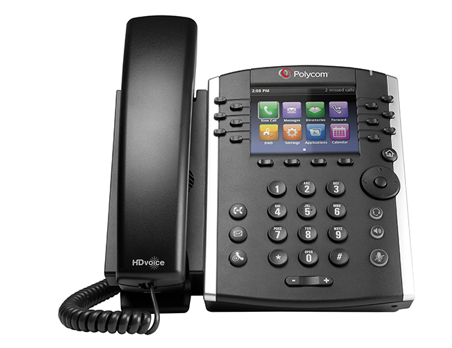 Polycom 410 IP Phone - Best Office Phones of 2017 - A Detailed Guide