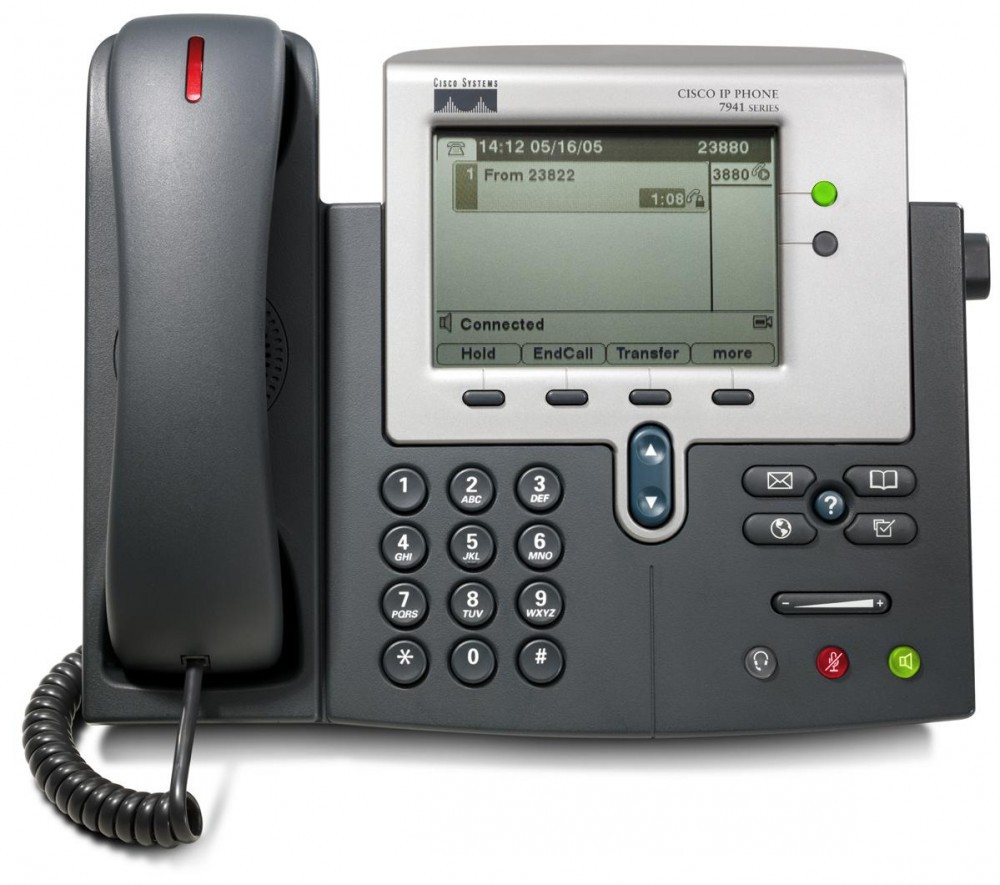 Cisco 7941 - Best Cisco IP Phones