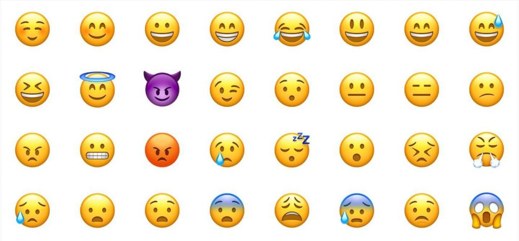 Emojis 2 1024x476 - Emojis in Business? - How Tech Transformed the Way we Talk