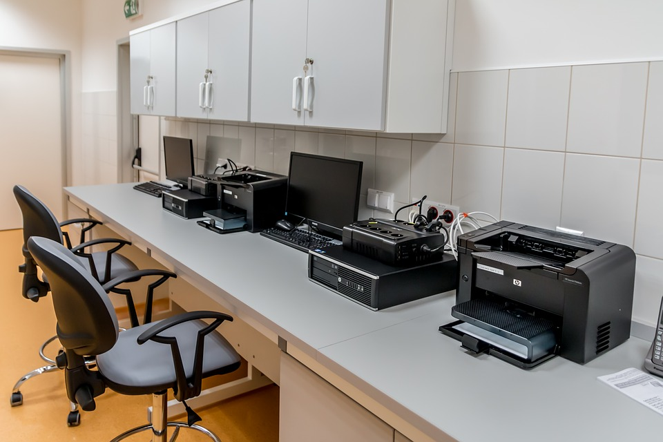 Office equipment - Clear Out the Office & Make Cash for Christmas