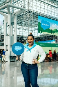 Mason Frank - Salesforce World Tour New York 19