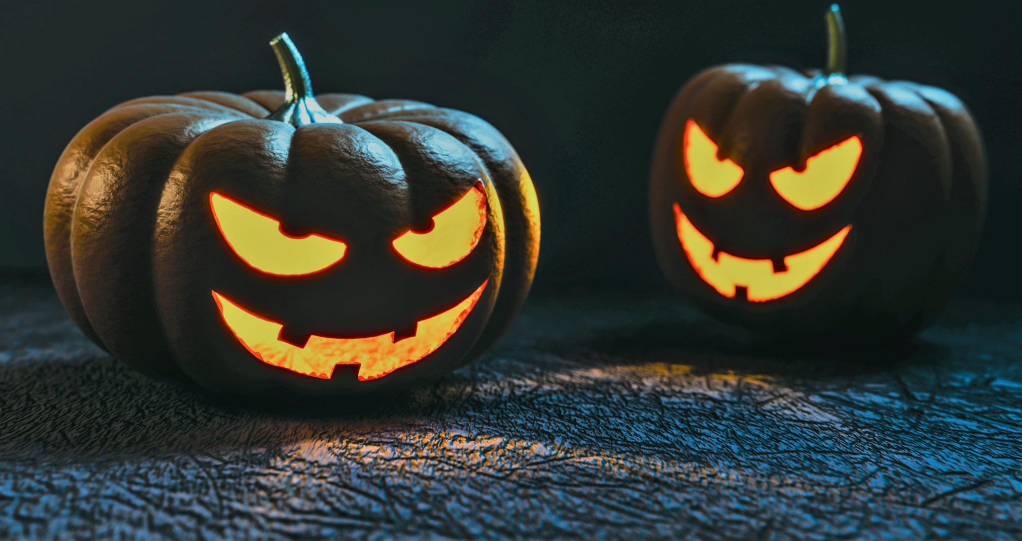 halloween pumpkin carving face 1 - Home